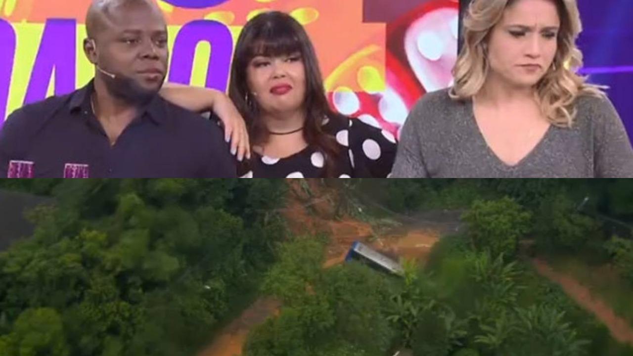 O Se Joga caiu da programação de São Paulo (Foto: Reprodução/TV Globo/Montagem TV Foco)