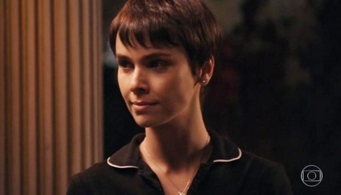 Débora Falabella (Nina) em cena de Avenida Brasil, que teve melhor semana no ibope desde estreia (Foto: Reprodução/Globo)