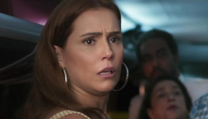 Plano de Alexia pode colocar tudo a perder na novela das sete (foto: reprodução/TV Globo)