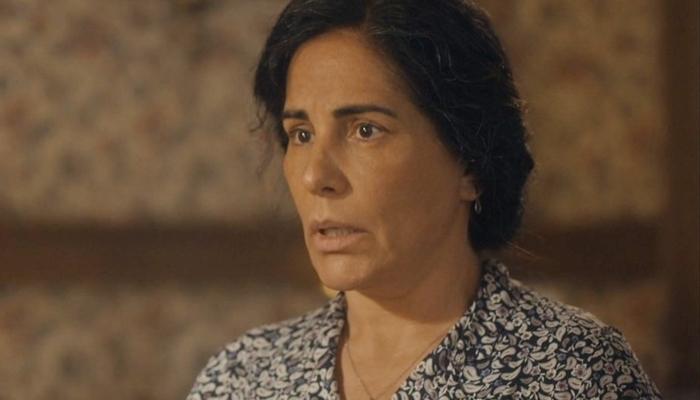 Lola (Gloria Pires) cairá em armadilha e ficará arrasada em Éramos Seis (Foto: Reprodução/Globo)
