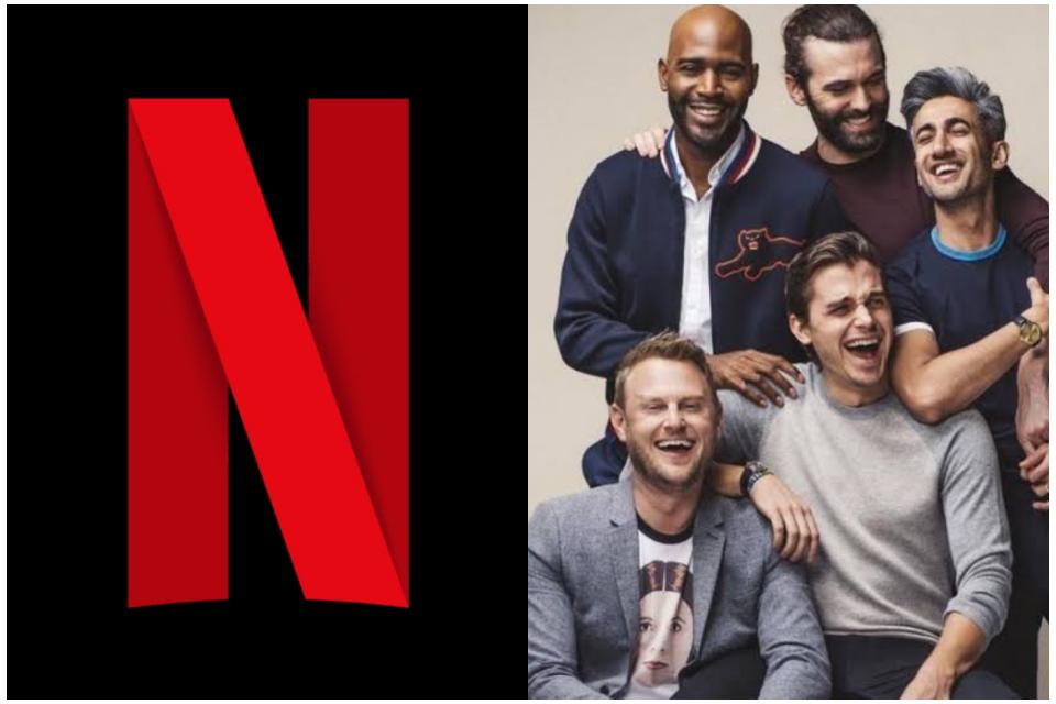 Netflix planeja versão brasileira de Queer Eye, reality que mostra amigos gays mudando vidas (Foto: Reprodução)