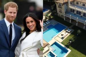 Harry e Meghan Markle estão de olho em mansão de R$ 30 milhões (Foto: Reprodução)