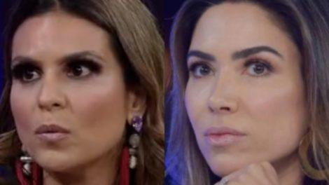 A famosa cantora gospel, Aline Barros e a apresentadora da SBT e filha de Silvio Santos, Patrícia Abravanel tiveram seus futuros revelados (Foto: Reprodução/Instagram)