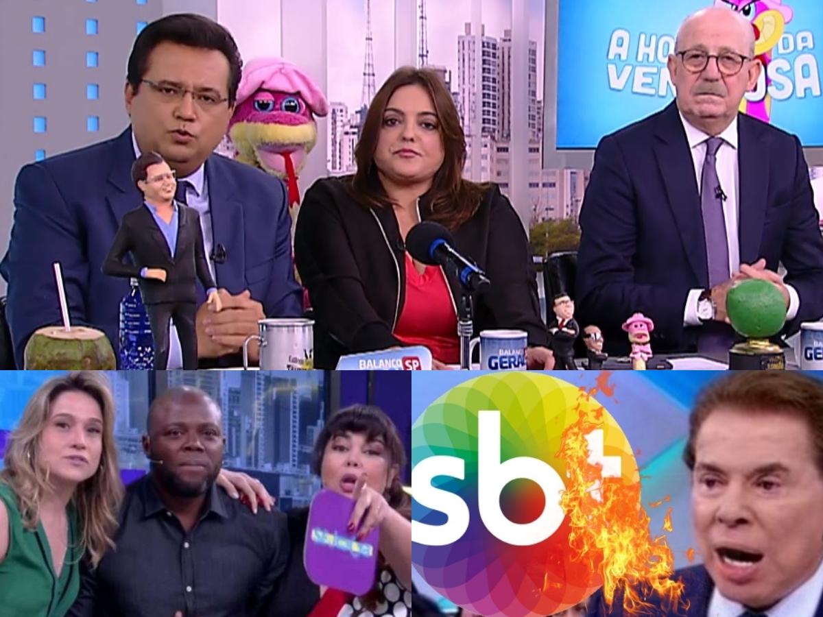 Audiência da TV 17/2, 2ª edição: Hora da Venenosa, da Record, destrona Globo, Se Joga amarga em segundo lugar e SBT encosta com Bom Dia & Cia (Foto: Reprodução/Montagem TV Foco)