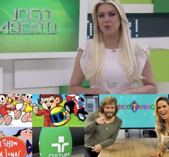 Audiência da TV 19/2: Renata Fan salva Band do fundo do poço e desenhos da Cultura deixam RedeTV! na pior (Foto: Reprodução/Montagem TV Foco)