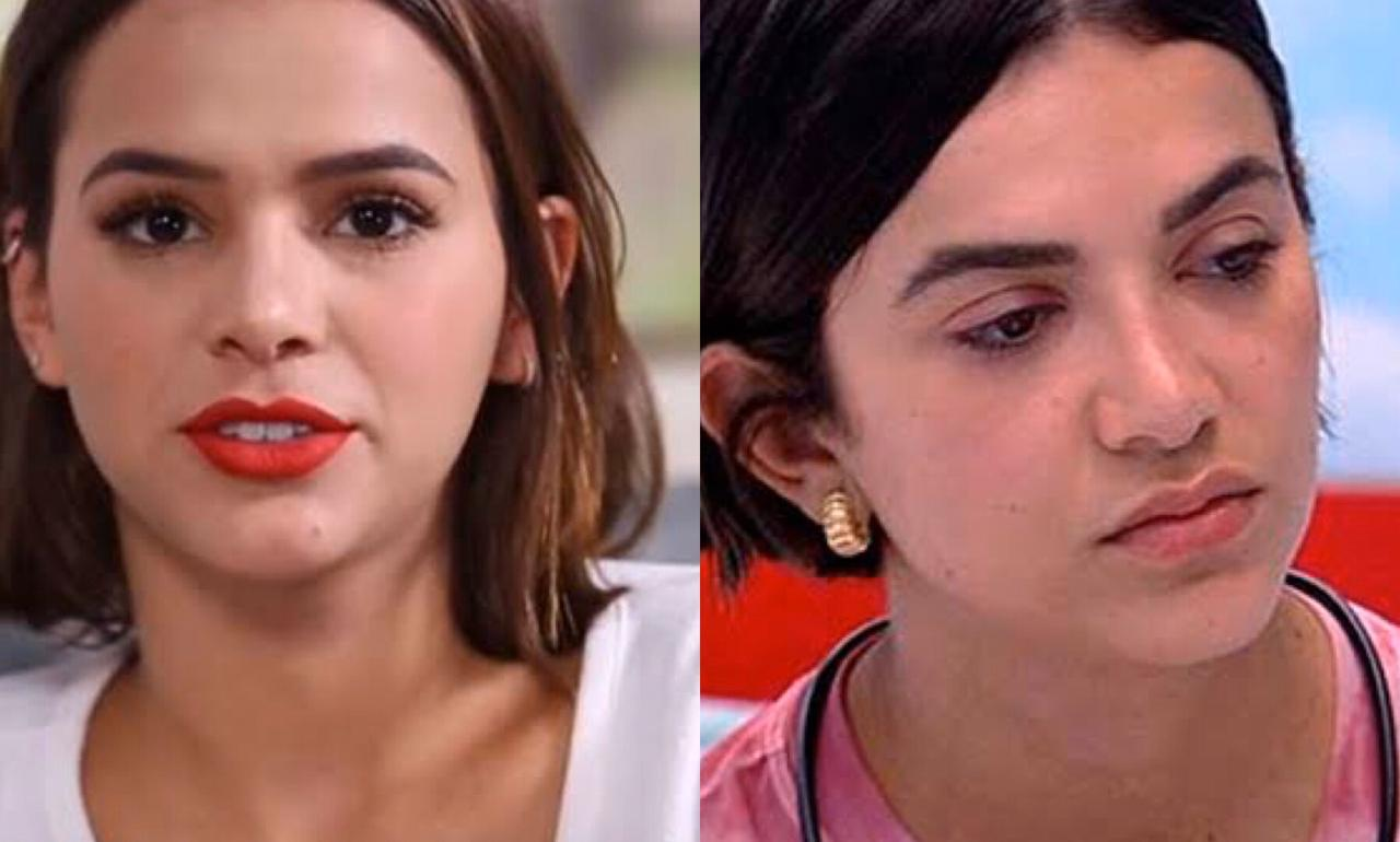 Bruna Marquezine, Manu Gavassi, BBB