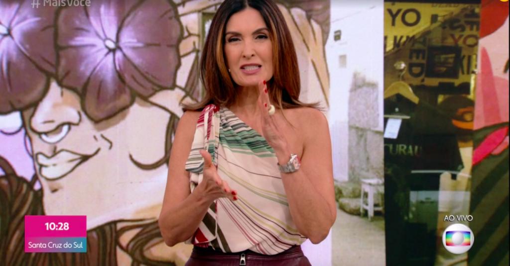 A famosa apresentadora do Encontro, da Globo, Fátima Bernardes deixou os seus telespectadores de queixo caído ao dar um puxão de orelha daqueles ao vivo em seu programa (Foto: reprodução/Instagram)