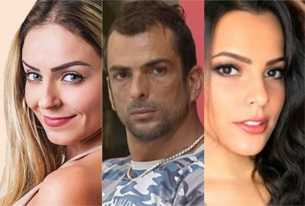 Os participantes mais criticados do Big Brother Brasil (Foto: montagem TV Foco)