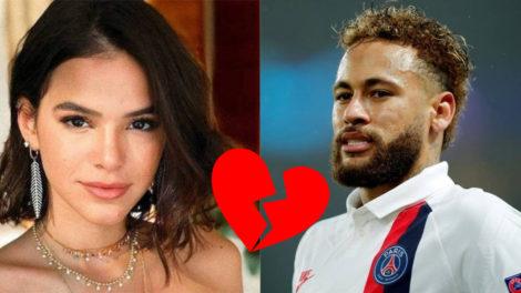 Neymar ainda não superou Bruna Marquezine e podemos provar (Foto: montagem TV Foco)