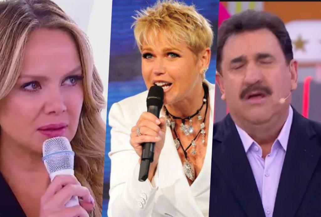 Eliana, Xuxa e Ratinho, receberam previsões bombásticas de famosa sensitiva (Foto reprodução)