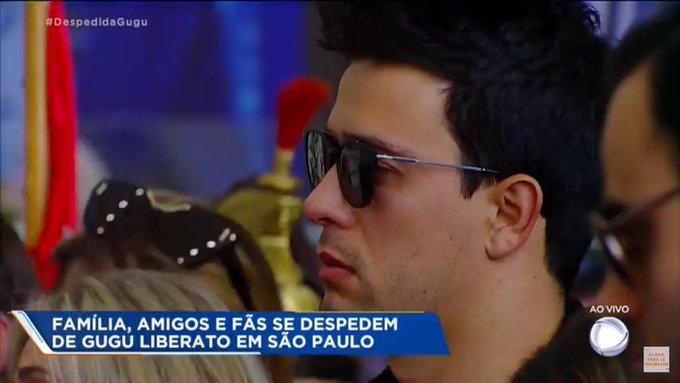 Thiago Salvático, chefe e suposto namorado de Gugu - Foto: Reprodução