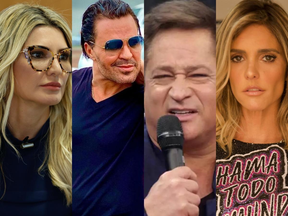 O famoso cantor sertanejo, Eduardo Costa já se envolveu em diversas polêmicas com artistas, como Antonia Fontenelle, Leonardo e Fernanda Lima (Foto: Reprodução/Instagram)