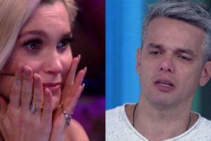 Flávia Alessandra e Otaviano Costa (Foto: Reprodução/TV Globo/Montagem TV Foco)
