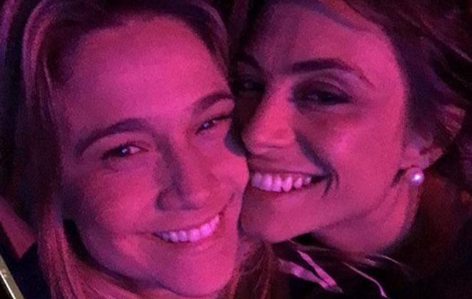 Fernanda Gentil e Priscila Montandom (Foto: Reprodução)
