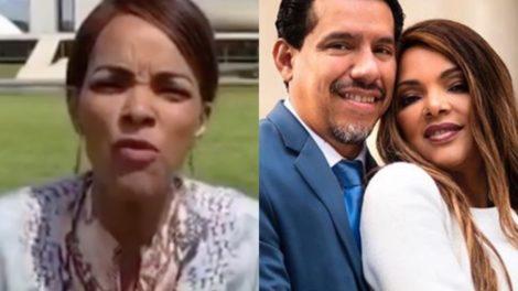A famosa deputada federal, Flordelis nunca mais conseguiu fugir dos holofotes desde que o seu marido, Pastor Anderson do Camargo foi morto (Foto: Reprodução/Instagram)