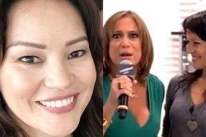 Geovanna Tominaga mudou de profissão e lembra com seriedade e profissionalismo o caso com Susana Vieira (Montagem: TV Foco)