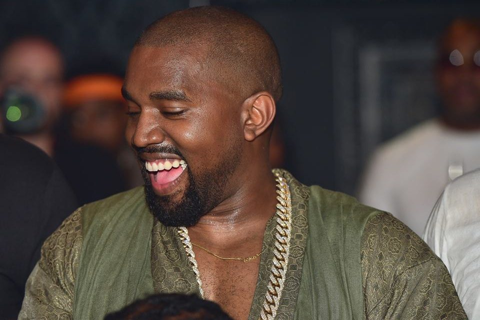 Kanye West diz que as gravadoras impedem os artistas de farem o nome de Jesus (Foto: Reprodução)