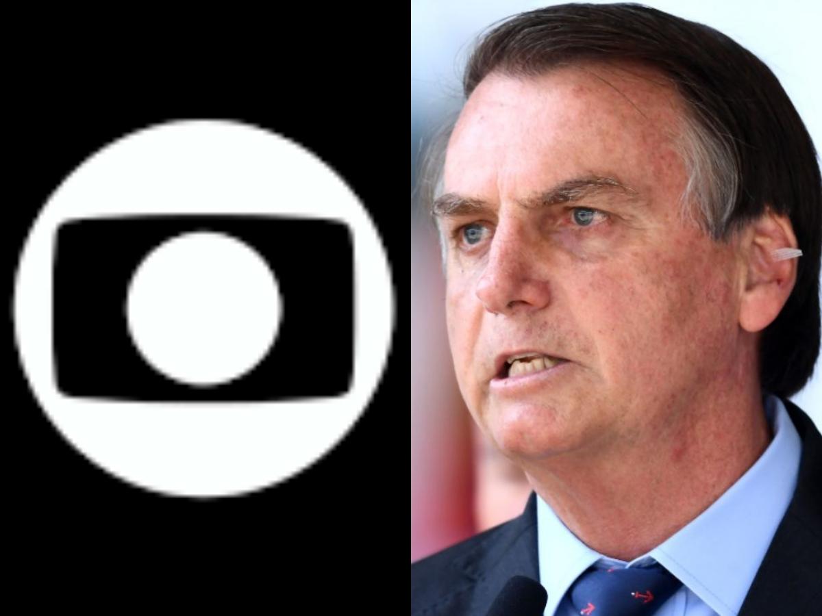 Em meio a guerra com a Globo, Governo Bolsonaro agora quer saber como atores demoram os textos que recebem (Foto: Reprodução/Montagem TV Foco)