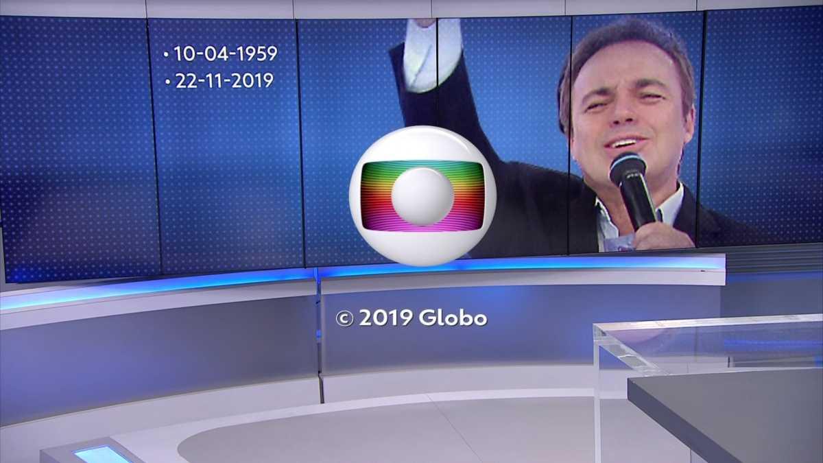 A Globo resolveu fazer uma matéria sobre a disputa pela herança de Gugu - Foto: Reprodução