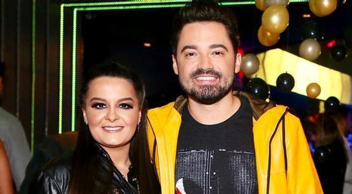 Maiara e Fernando estão namorando. (Foto: Divulgação)
