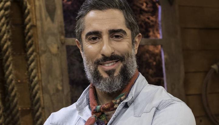 Marcos Mion é o apresentador de A Fazenda na Record (Foto: Divulgação)