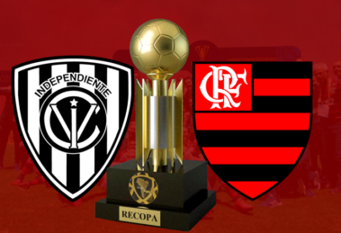 Independiente del Valle x Flamengo, quem levará a melhor na Recopa? (Foto: Reprodução)