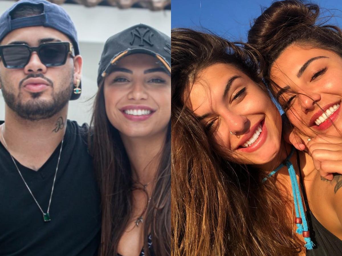 Após Gabriela Versiani confirmar relação com o famoso cantor e funkeiro, Kevinho, ex-namorada Bárbara Labres responde comentários (Foto: Reprodução/Montagem TV Foco)