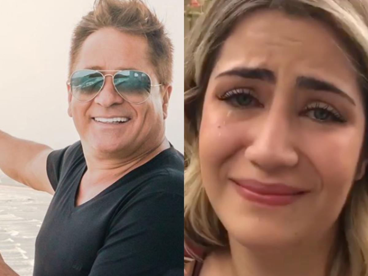 Jéssica Costa quebra silêncio e revela detalhes de briga com o famoso cantor sertanejo, Leonardo (Foto: Reprodução/Montagem TV Foco)