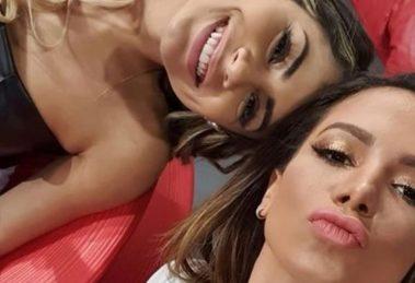 Lexa e Anitta teve suposto romance revelado por jornal (Foto: Divulgação)