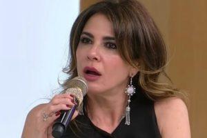 Luciana Gimenez decide fazer caridade (foto: reprodução/RedeTV!)