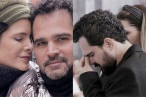 Luciano Camargo, atualmente é casado com Flavia Camargo, com quem formou uma linda família (Foto montagem: TV Foco)