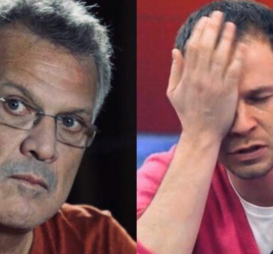 Pedro Bial, Tiago Leifert, BBB