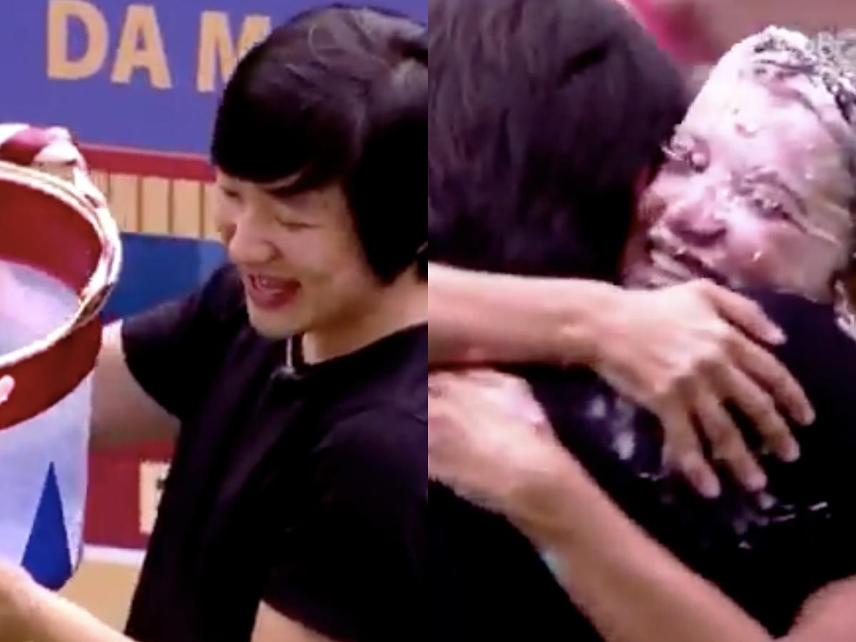 O famoso mágico e integrante do BBB20 da Globo, Pyong Lee se tornou um dos assuntos mais comentados da internet ao ganhar a prova do anjo no reality show da emissora carioca (Foto: reprodução)