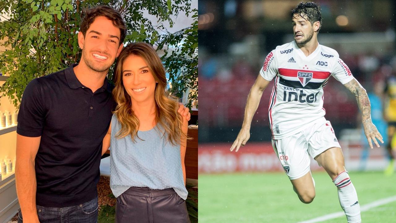 Rebeca Abravanel e Pato (Foto: Reprodução/Instagram/Montagem TV Foco)
