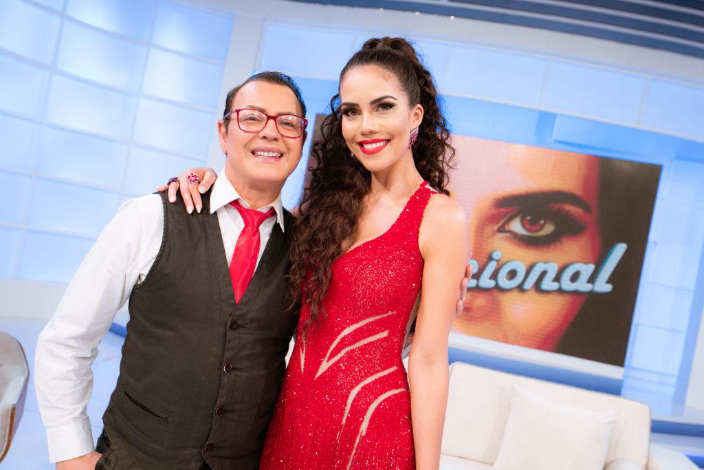 DICESAR e Daniela Albuquerque no Sensacional