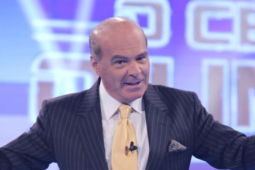 O apresentador e dono da RedeTV!, Marcelo de Carvalho - Foto: Reprodução
