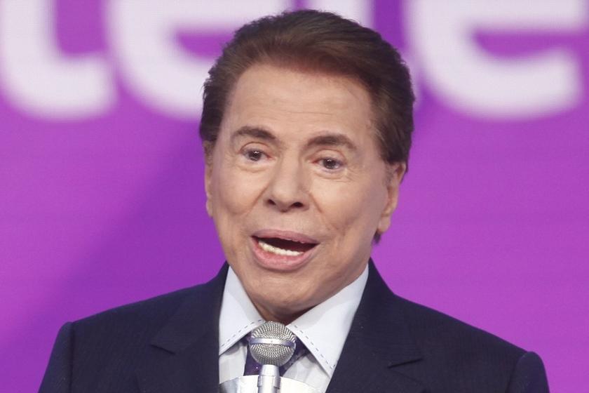 O apresentador Silvio Santos - Foto: Reprodução