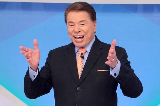 O apresentador Silvio Santos (Foto: reprodução/SBT)