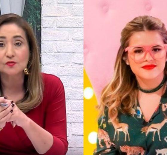 Sonia Abrão e Maisa Silva (Foto: Reprodução/RedeTV!/SBT/Montagem TV Foco)