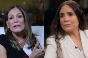 Susana Vieira se mostrou a favor de Regina Duarte na Secretaria da Cultura (Foto: Montagem/TV Foco)
