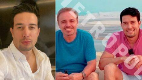 Thiago Salvático é apontado como o último amor de Gugu Liberato (foto: reprodução/redes sociais)