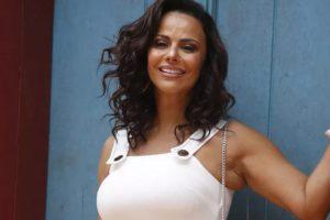 A atriz Viviane Araújo está confirmada em série - Foto: Reprodução
