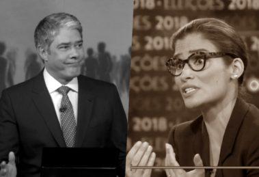 William Bonner e Renata Vasconcellos podem ser expostos por funcionários (Foto: Reprodução)