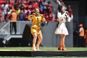 As cantoras Maiara e Maraisa foram detonadas por show - Foto: Divulgação