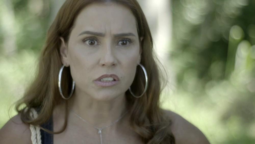 Alexia terá ataque de ciúmes em Salve-Se Quem Puder (foto: reprodução/TV Globo)
