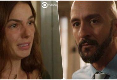 Álvaro e Betina ligados? Tudo em Amor de Mãe (Foto: Montagem/TV Foco)