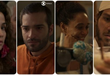 Sandro, Érica, Vitória e Danilo são destaques de Amor de Mãe