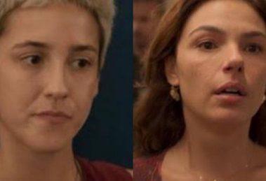 Amanda salva a vida de Betina das garras de Álvaro e enfermeira ganha poder na PWA (Montagem: TV Foco)