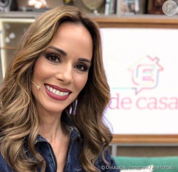 A apresentadora Ana Furtado já passou por um forte período de depressão (Foto: reprodução/Instagram)