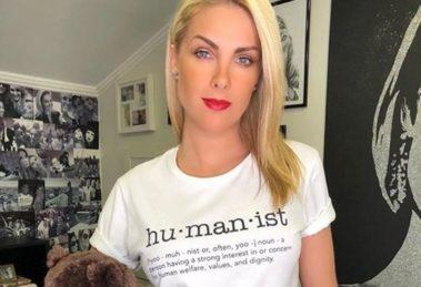 A apresentadora Ana Hickmann foi alvo de disputa judicial - Foto: Reprodução